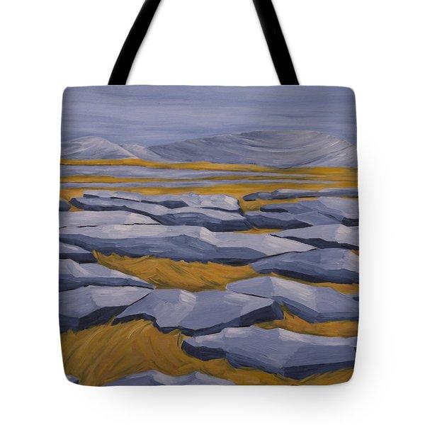 The Burren Tote Bag