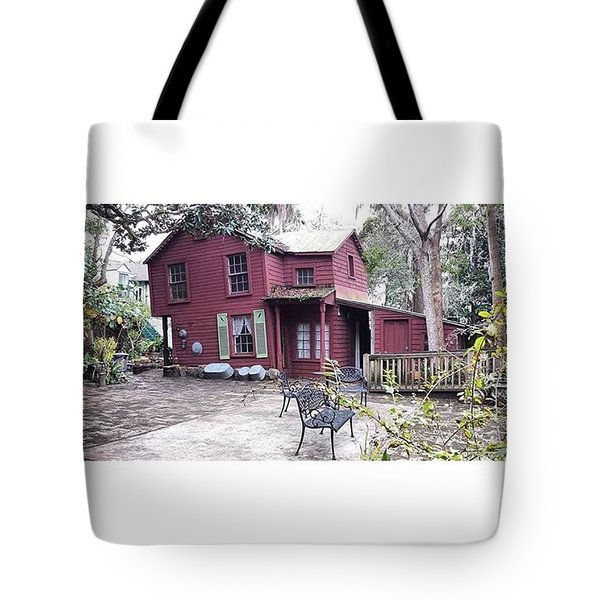 The Carpenter's House Tote Bag