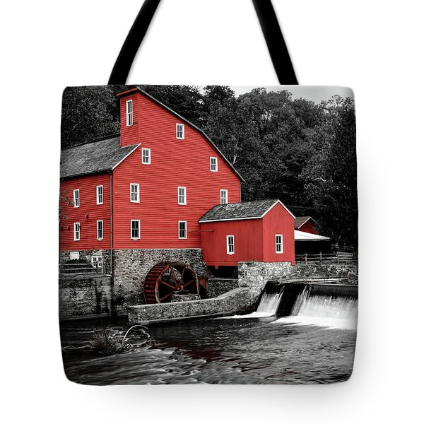 The Clinton Mill Tote Bag