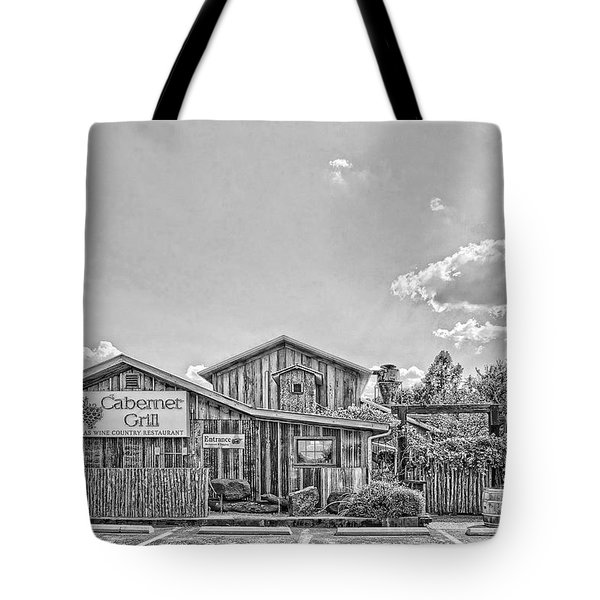 The Cotton Gin Village Tote Bag