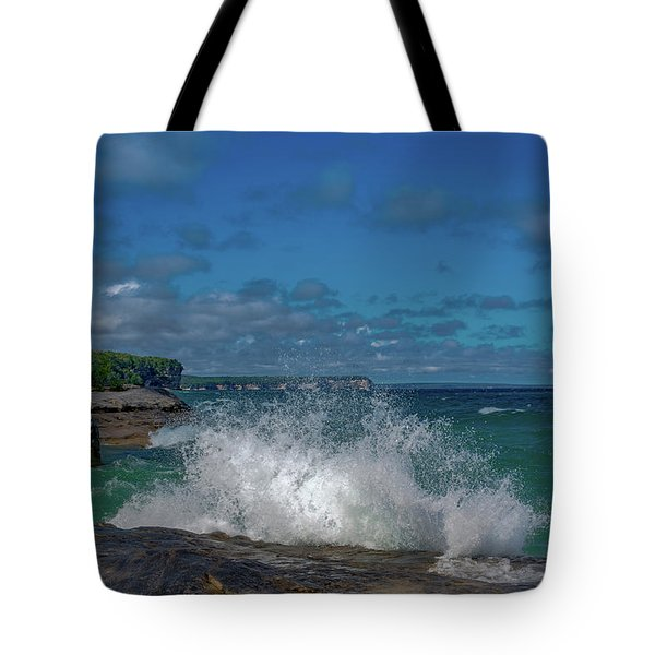 The Coves Tote Bag