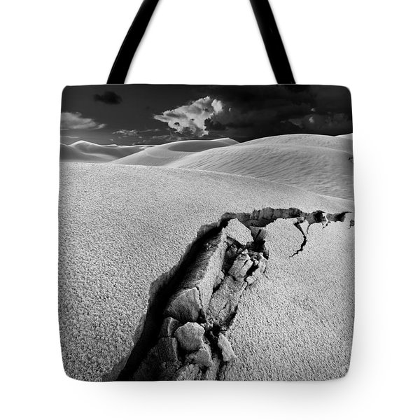 The Crack Of Dawn Tote Bag by Julian Cook