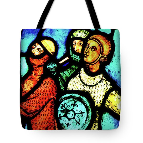 The Crusaders Tote Bag