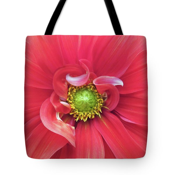 The Dahlia Tote Bag by Gwyn Newcombe