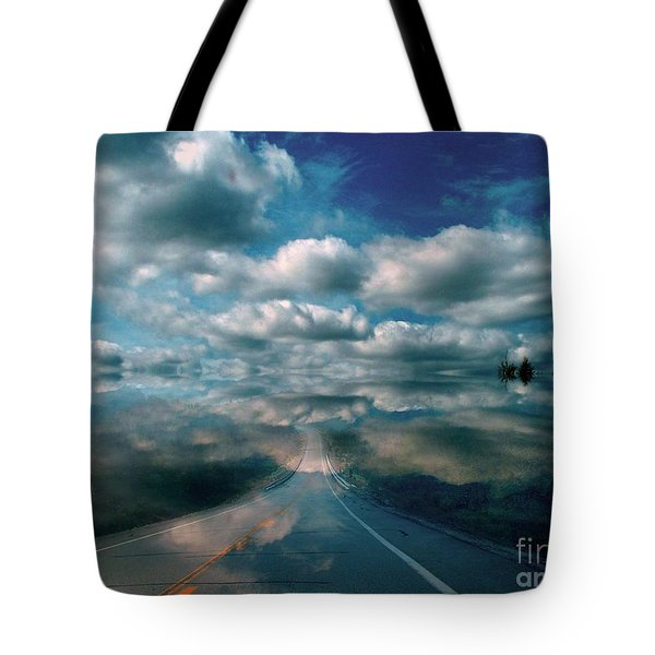 The Dream Tote Bag by Elfriede Fulda