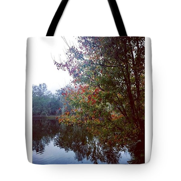 Serenity  Tote Bag by Janel Cortez