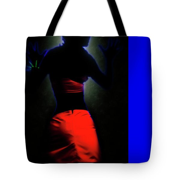 The Effects Of Uv On Reflective Clothing Tote Bag