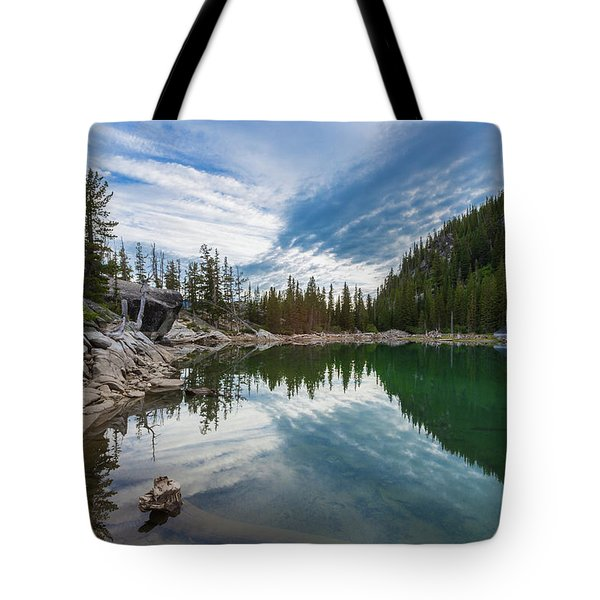 The Enchantments Tote Bag