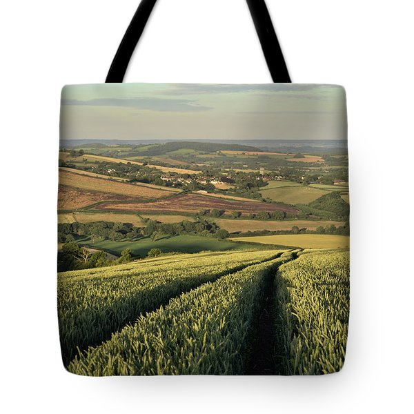 The Exe Valley Tote Bag
