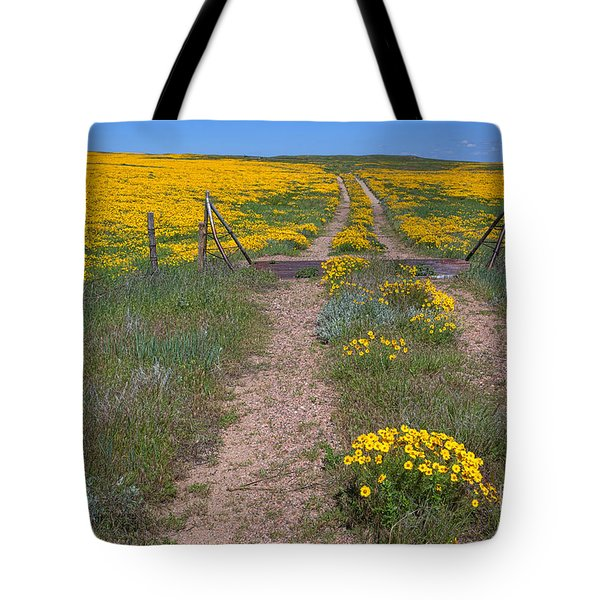 The Golden Gate Tote Bag