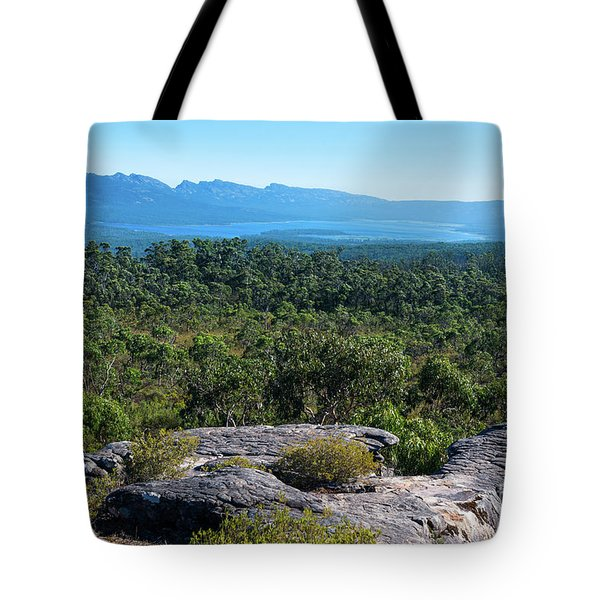 The Grampians  Tote Bag
