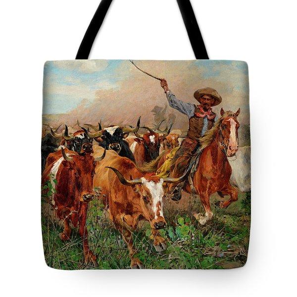 The Herders Tote Bag