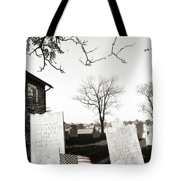 The Hero Tote Bag