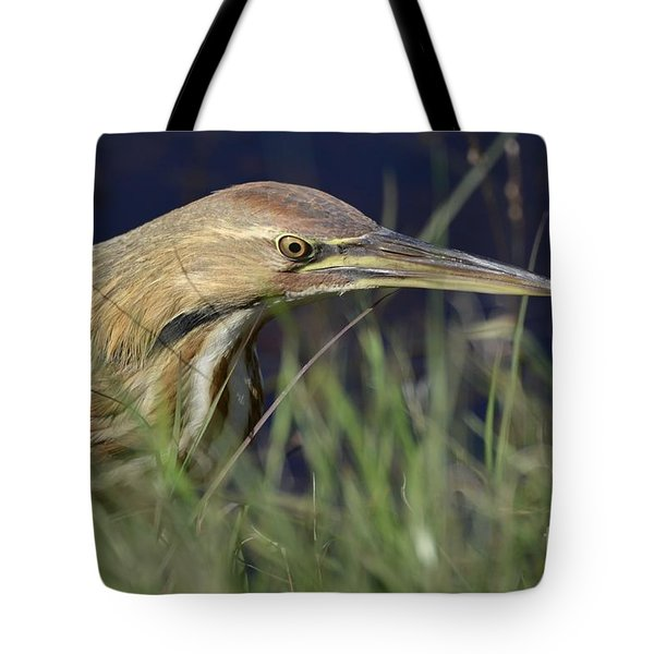 Tote Bag featuring the photograph The Hunt by Kathy Gibbons
