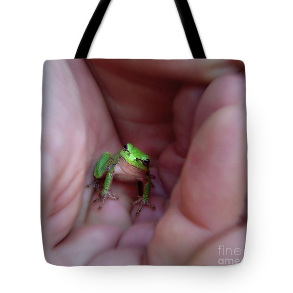 The Introduction Tote Bag