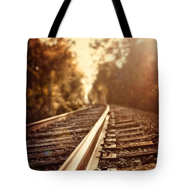 The Journey Tote Bag by Lisa Russo