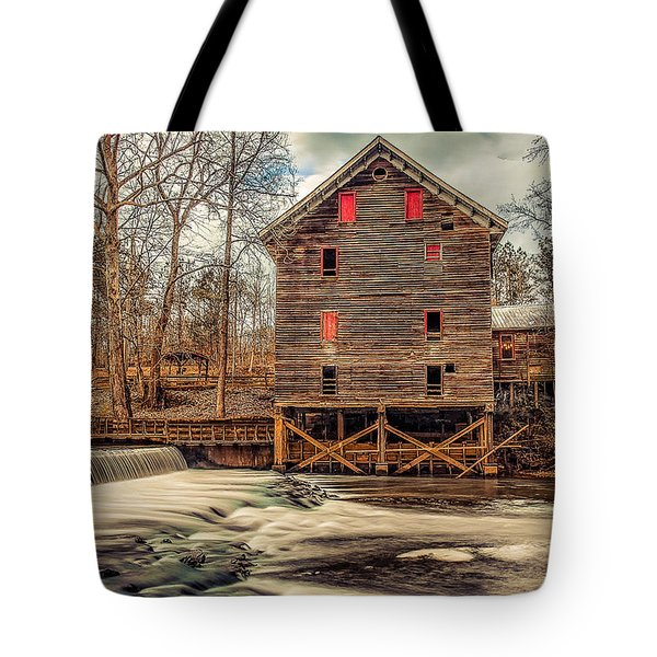 The Kymulga Mill Tote Bag by Phillip Burrow