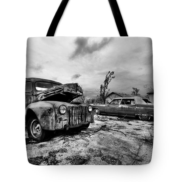 The Last Tow Tote Bag