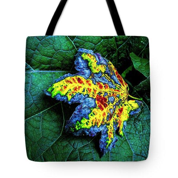 The Leaf Tote Bag