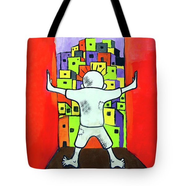 Tote Bag featuring the photograph The Man by Munir Alawi