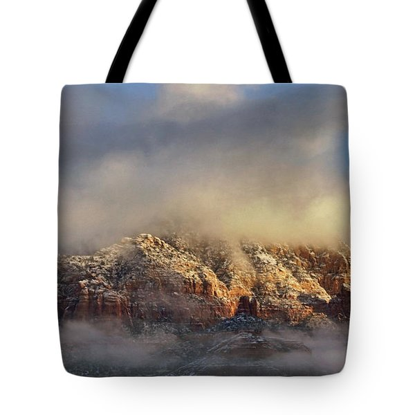 The Morning After Tote Bag
