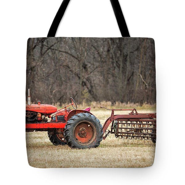 The Ol' Wd Tote Bag