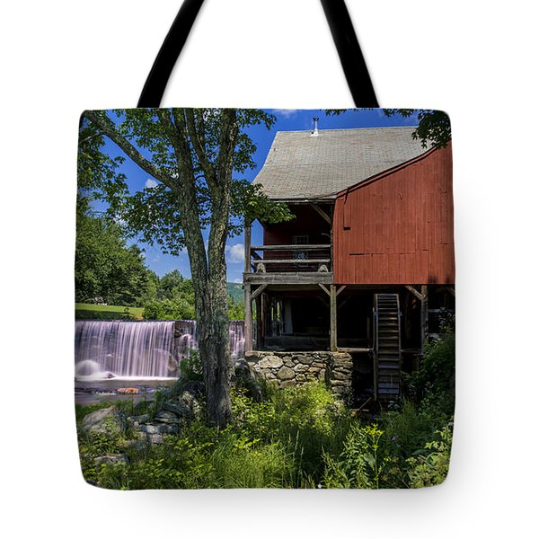 The Old Mill Museum. Tote Bag