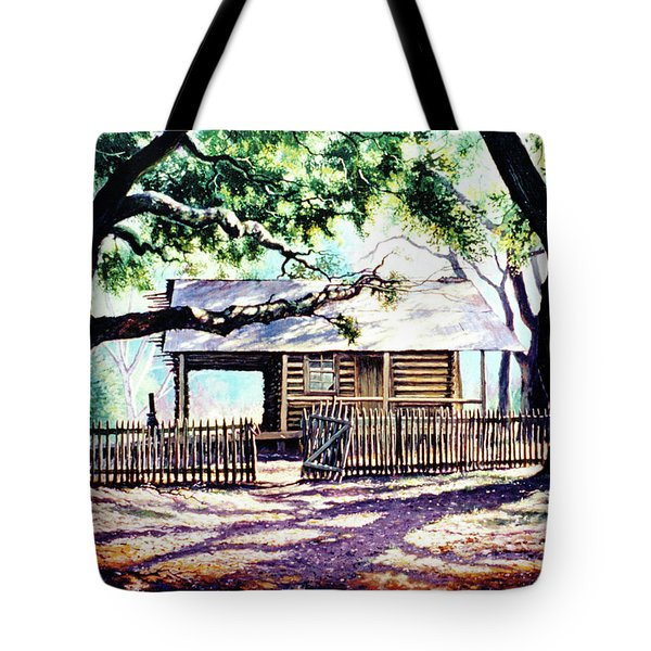 The Old Richardson Place Tote Bag