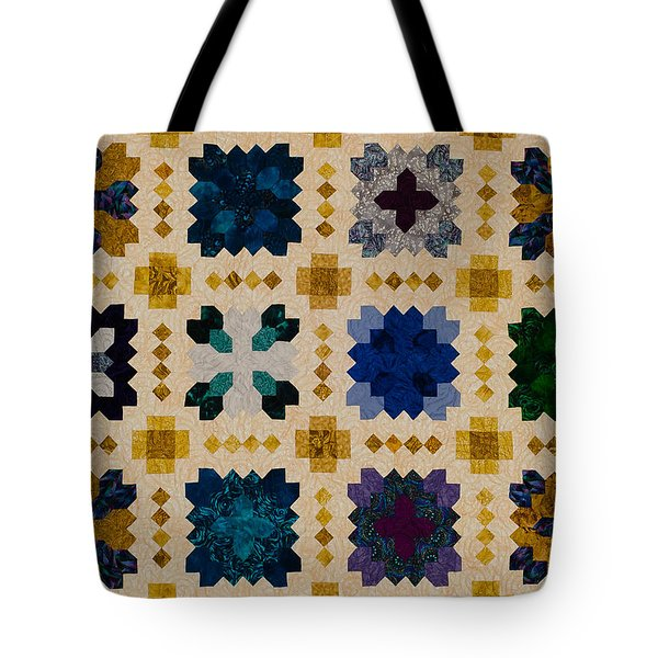 The Patchwork Of The Crosses Tote Bag