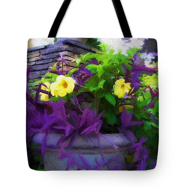 The Planter Tote Bag