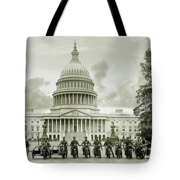 The Presidents Club Tote Bag