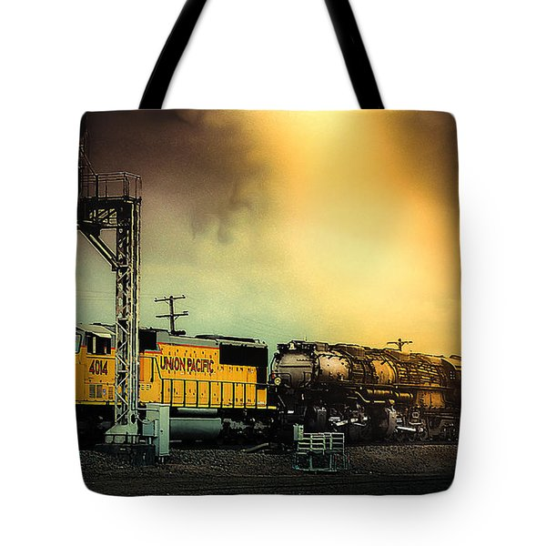 4014 The Prodigal Warrior Returns Tote Bag