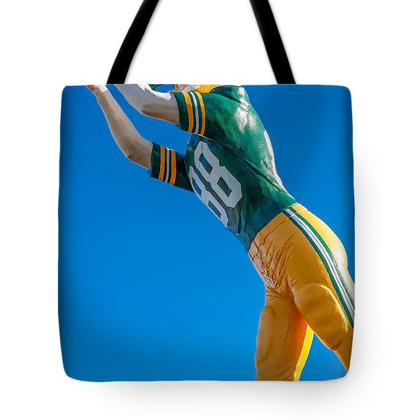 The Receiver  Tote Bag