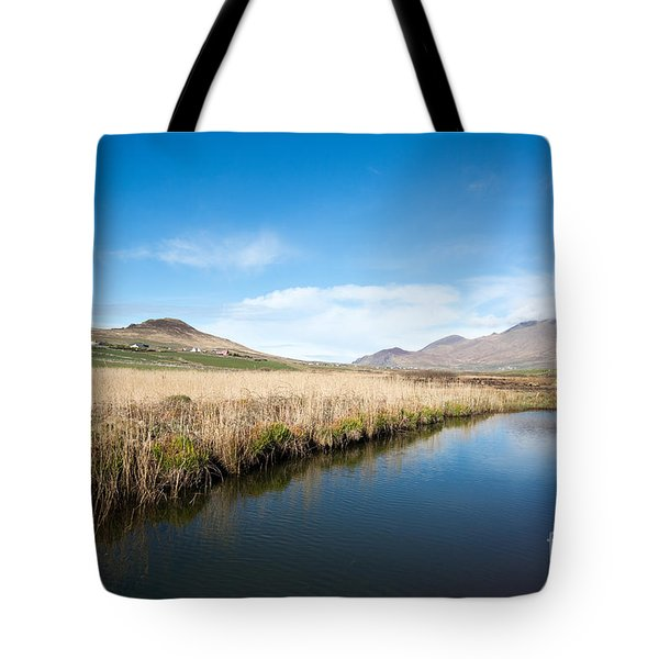 The River Feoghanagh Tote Bag