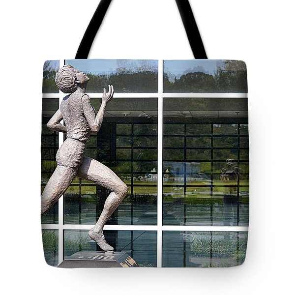 The Runner Tote Bag