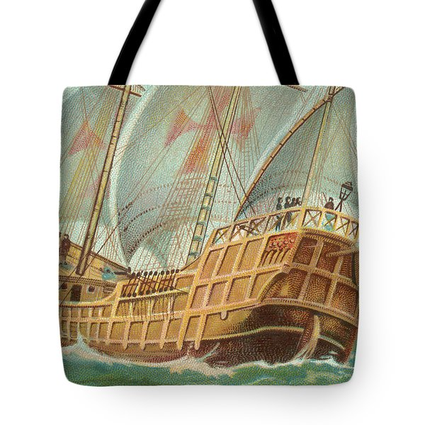 The Santa Maria Tote Bag