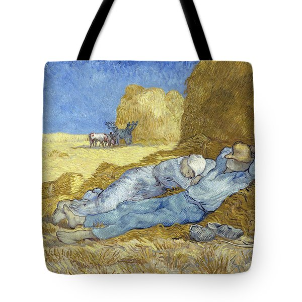 The Siesta After Millet Tote Bag