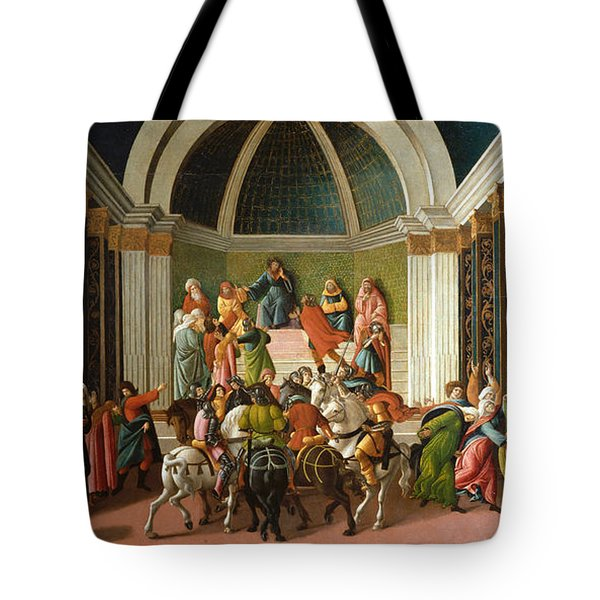 The Story Of Virginia Tote Bag