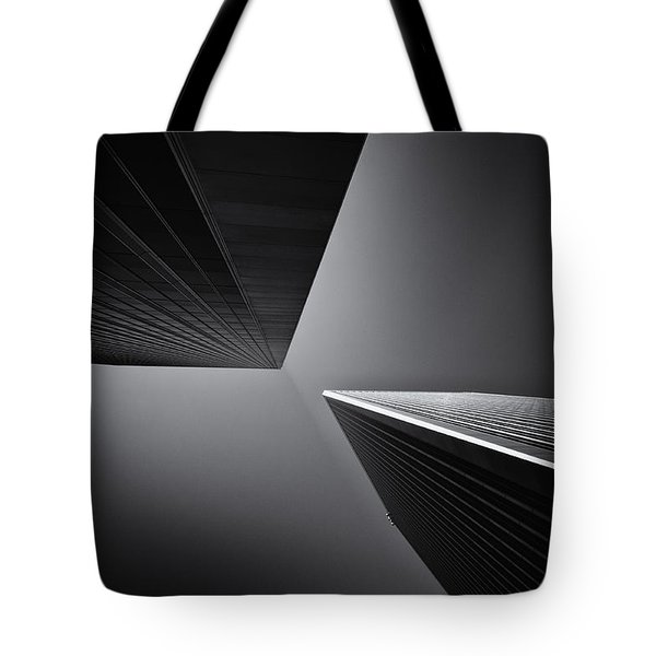The Tricorn Towers Tote Bag
