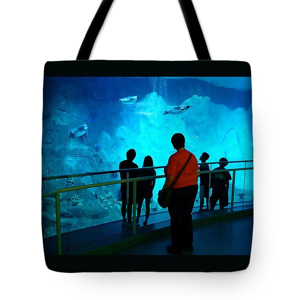 The View Down Under - 2 Tote Bag