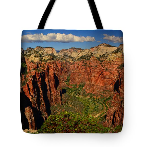 The Virgin River Tote Bag