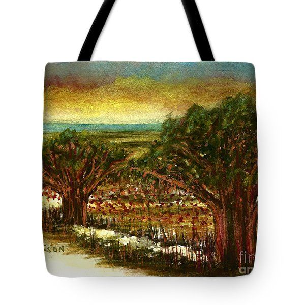 The Voices Of The Wind Tote Bag