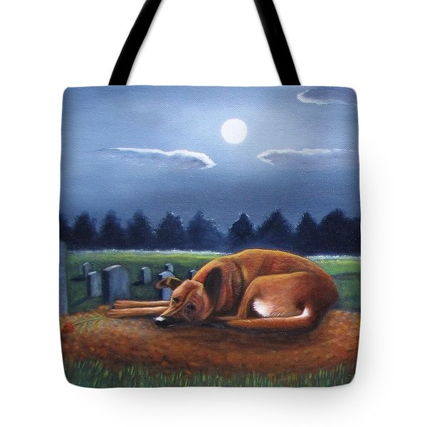 The Watchman Tote Bag by Gene Gregory