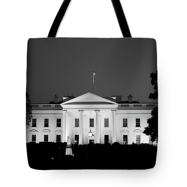 The White House Tote Bag