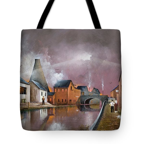 The Wordsley Cone Tote Bag