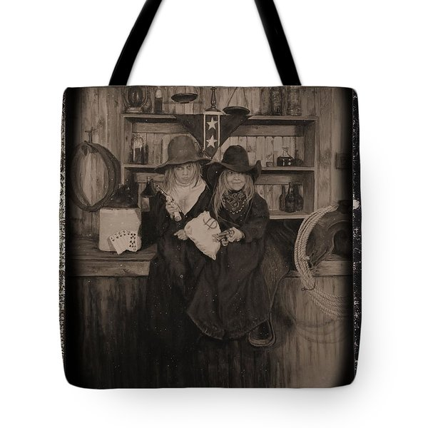 The Younger Kids Tote Bag