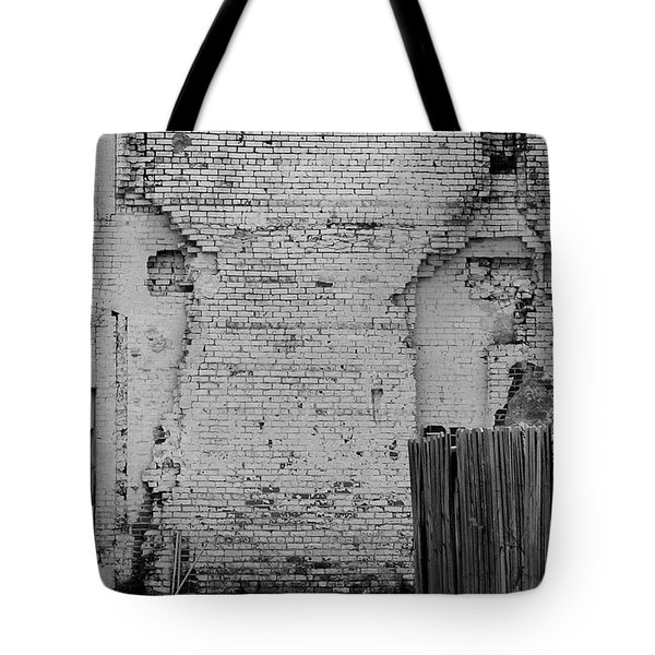 Thick Skinned Tote Bag
