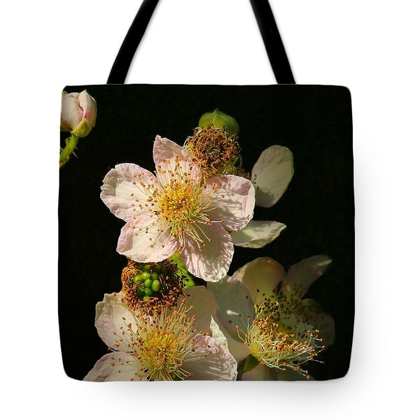 Thinking Of You Tote Bag by Steve Warnstaff