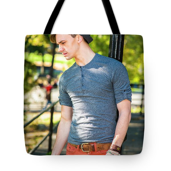 Thinking Outside Tote Bag