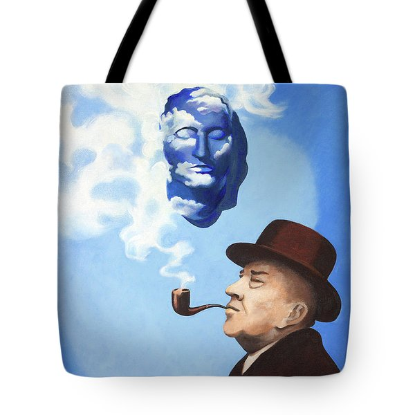 This Is Not A Pipe Dream Tote Bag